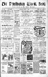 Framlingham Weekly News Saturday 08 April 1905 Page 1