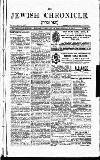 Jewish Chronicle Friday 14 February 1896 Page 3