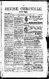 Jewish Chronicle Friday 13 March 1896 Page 3