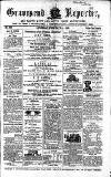 Gravesend Reporter, North Kent and South Essex Advertiser Saturday 14 February 1863 Page 1