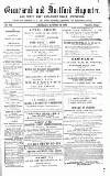 Gravesend Reporter, North Kent and South Essex Advertiser Saturday 28 August 1869 Page 1