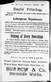 Hartland and West Country Chronicle Monday 02 January 1905 Page 12