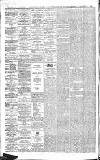 Leamington Advertiser, and Beck's List of Visitors Thursday 15 December 1864 Page 2