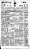 Portsmouth Times and Naval Gazette Saturday 02 October 1852 Page 1
