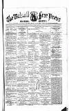 Walsall Free Press and General Advertiser Saturday 24 January 1857 Page 1