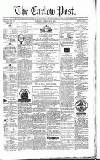 Carlow Post Saturday 24 February 1872 Page 1