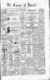 Commercial Journal Saturday 10 July 1869 Page 1
