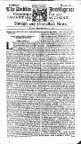 From the London Gazette, dated Sept, f ♦ * publtQjcO b?