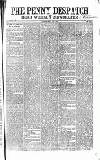 Penny Despatch and Irish Weekly Newspaper