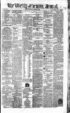 Weekly Freeman's Journal Saturday 17 January 1857 Page 1