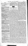 Army and Navy Gazette Saturday 07 January 1860 Page 8