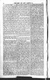 Army and Navy Gazette Saturday 09 February 1861 Page 10