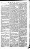 Army and Navy Gazette Saturday 08 March 1884 Page 10