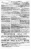 Army and Navy Gazette Saturday 26 April 1884 Page 10