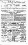 Army and Navy Gazette Saturday 19 July 1884 Page 16