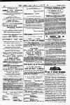 Army and Navy Gazette Saturday 08 November 1884 Page 8