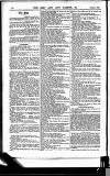 Army and Navy Gazette Saturday 29 August 1885 Page 10