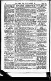 Army and Navy Gazette Saturday 29 August 1885 Page 12