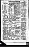 Army and Navy Gazette Saturday 29 August 1885 Page 14