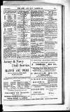 Army and Navy Gazette Saturday 29 August 1885 Page 15