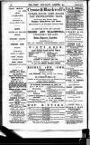 Army and Navy Gazette Saturday 29 August 1885 Page 16