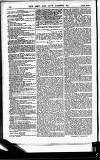 Army and Navy Gazette Saturday 29 August 1885 Page 18