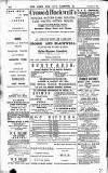Army and Navy Gazette Saturday 07 November 1885 Page 16