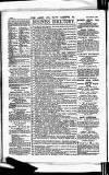Army and Navy Gazette Saturday 21 November 1885 Page 12