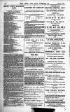 Army and Navy Gazette Saturday 09 January 1886 Page 8
