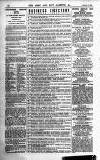 Army and Navy Gazette Saturday 09 January 1886 Page 12