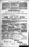 Army and Navy Gazette Saturday 16 January 1886 Page 10