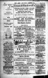 Army and Navy Gazette Saturday 16 January 1886 Page 16