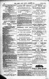 Army and Navy Gazette Saturday 06 February 1886 Page 8