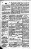Army and Navy Gazette Saturday 06 February 1886 Page 10