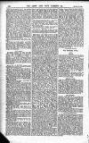 Army and Navy Gazette Saturday 13 February 1886 Page 8