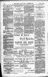 Army and Navy Gazette Saturday 13 February 1886 Page 14