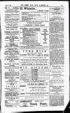 Army and Navy Gazette Saturday 06 March 1886 Page 11