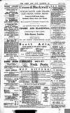 Army and Navy Gazette Saturday 20 March 1886 Page 16