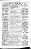 Army and Navy Gazette Saturday 04 December 1886 Page 12
