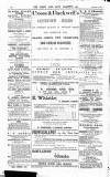 Army and Navy Gazette Saturday 01 January 1887 Page 20
