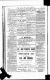 Army and Navy Gazette Saturday 03 October 1891 Page 16