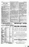 Army and Navy Gazette Saturday 31 August 1912 Page 16