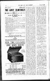 Army and Navy Gazette Saturday 08 January 1921 Page 10