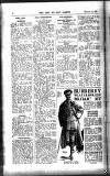 Army and Navy Gazette Saturday 05 February 1921 Page 10