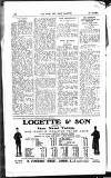 Army and Navy Gazette Saturday 30 July 1921 Page 10