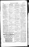 Army and Navy Gazette Saturday 30 July 1921 Page 12