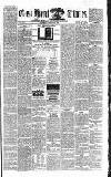 East Kent Times Saturday 14 February 1863 Page 1