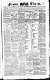 Frome Times Wednesday 07 January 1863 Page 1