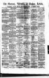 Montrose, Arbroath and Brechin review; and Forfar and Kincardineshire advertiser. Friday 23 April 1875 Page 1
