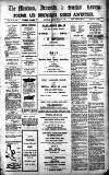 Montrose, Arbroath and Brechin review; and Forfar and Kincardineshire advertiser. Friday 05 March 1915 Page 1